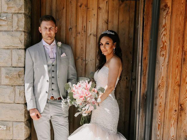 Darren and Katie's Wedding in Huddersfield, West Yorkshire 80