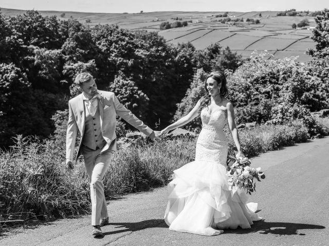 Darren and Katie's Wedding in Huddersfield, West Yorkshire 87