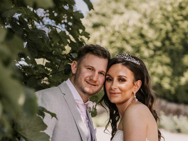 Darren and Katie's Wedding in Huddersfield, West Yorkshire 89