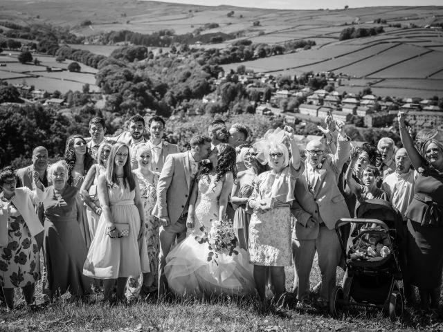 Darren and Katie's Wedding in Huddersfield, West Yorkshire 97