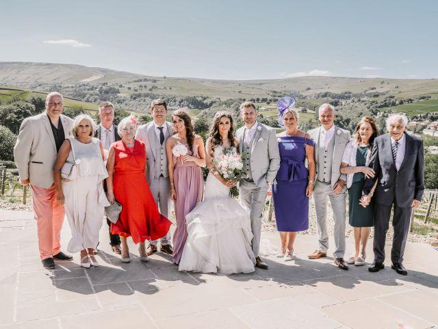 Darren and Katie's Wedding in Huddersfield, West Yorkshire 100