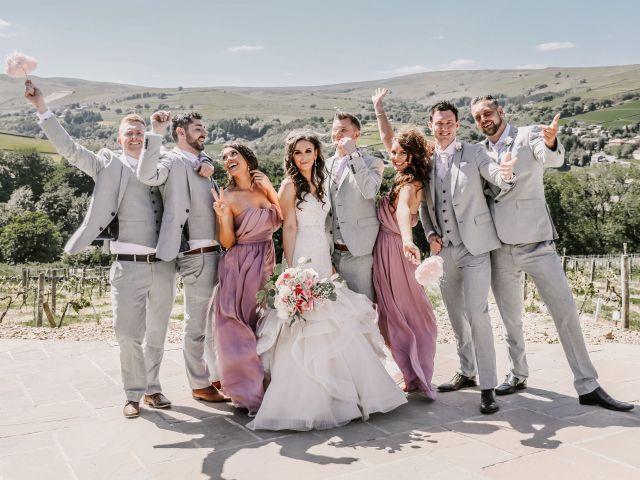 Darren and Katie's Wedding in Huddersfield, West Yorkshire 104