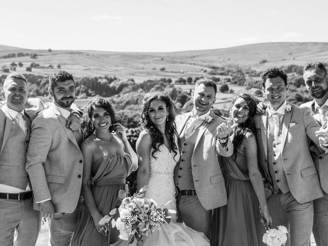 Darren and Katie's Wedding in Huddersfield, West Yorkshire 105