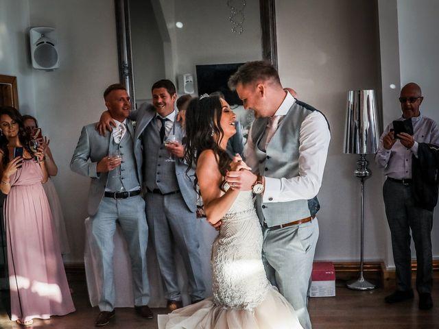 Darren and Katie's Wedding in Huddersfield, West Yorkshire 134