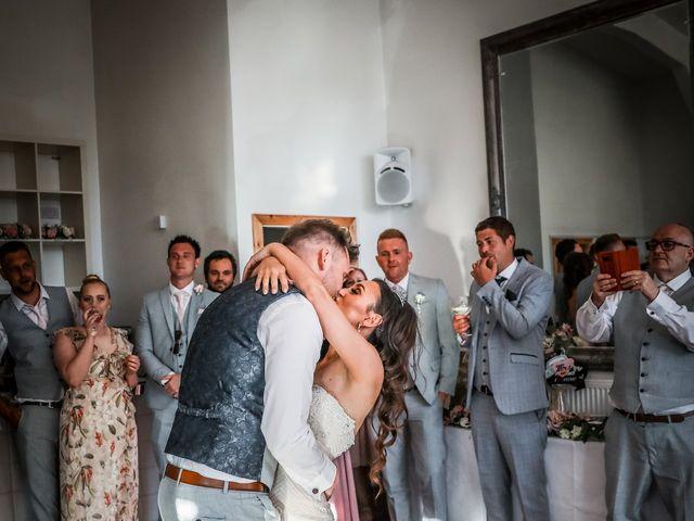 Darren and Katie's Wedding in Huddersfield, West Yorkshire 137