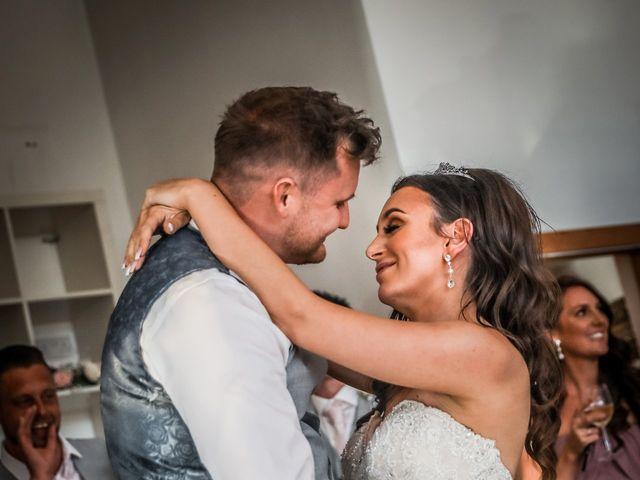 Darren and Katie's Wedding in Huddersfield, West Yorkshire 138