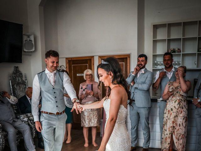 Darren and Katie's Wedding in Huddersfield, West Yorkshire 140