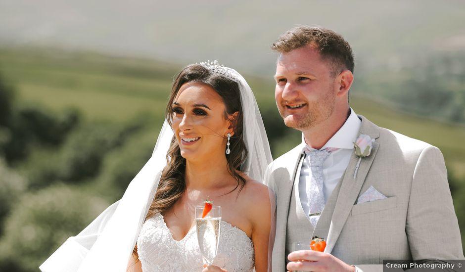 Darren and Katie's Wedding in Huddersfield, West Yorkshire
