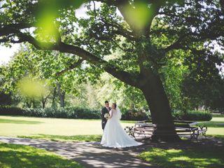 Gareth & Samantha's wedding