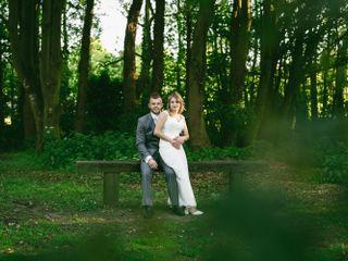 Bex & Kyle's wedding