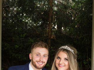 Holly & Ben's wedding