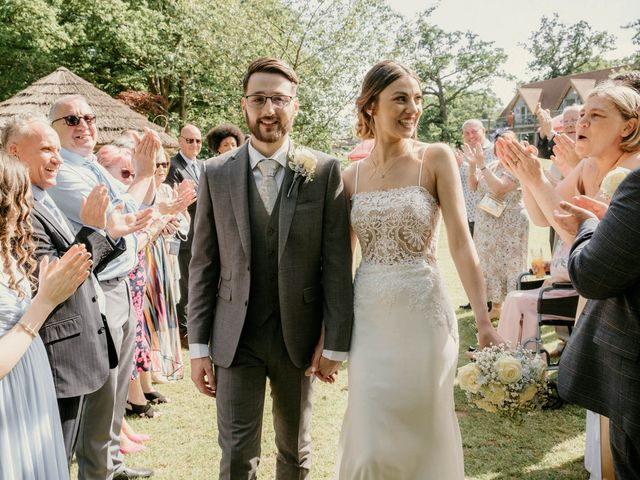 Charlie & Grady's wedding