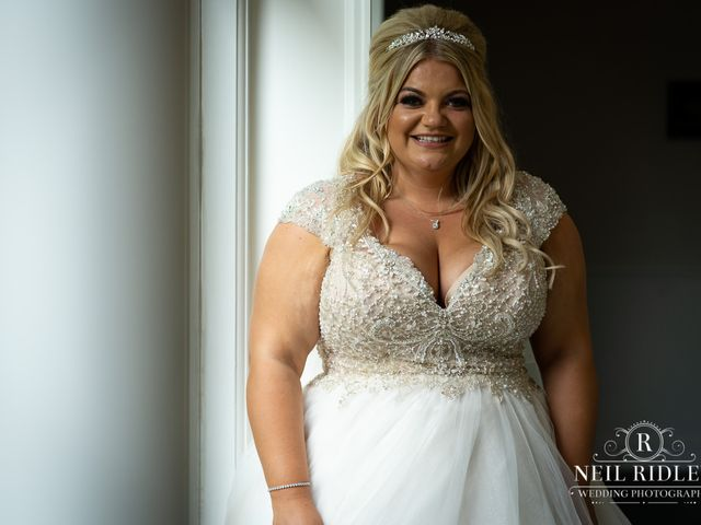 Lee and Holly's Wedding in Mottram St. Andrew, Cheshire 23