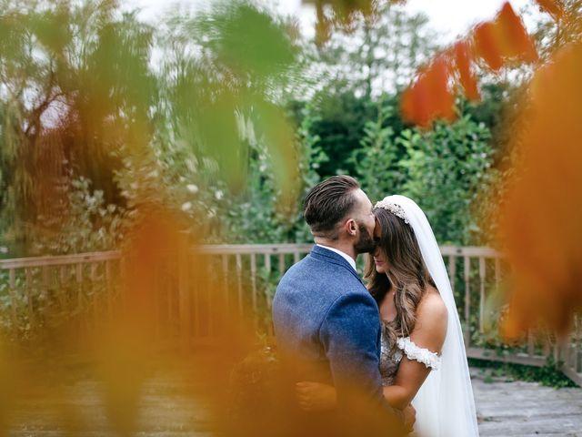 Kara & Stewart's wedding