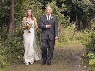 Ellie & Ben's wedding 1