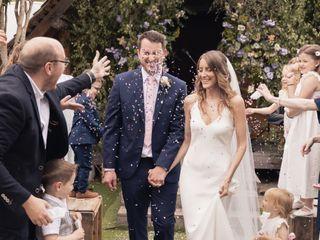 Ellie & Ben's wedding