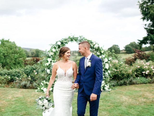 Hannah & Paul's wedding