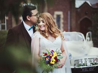 Halit & Carly's wedding