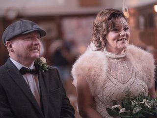 Sue & Darren's wedding 1