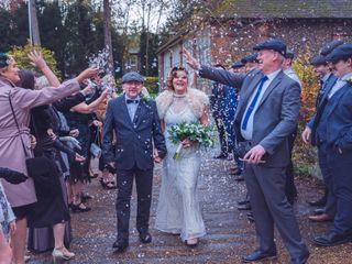 Sue & Darren's wedding 2