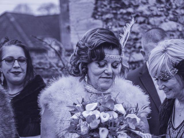 Sue & Darren's wedding