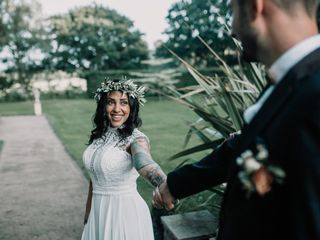 Aysana & Stefan's wedding