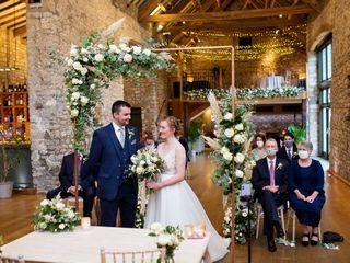 Meredith & Charlie's wedding 1