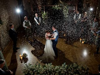 Meredith & Charlie's wedding