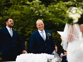 Jamie & Kerry's wedding 2