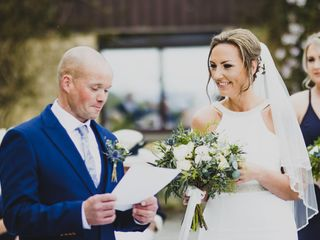 Jamie & Kerry's wedding