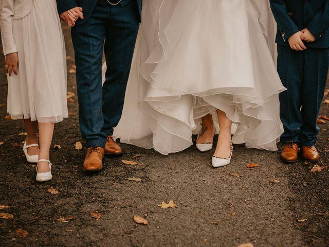 Kirstin & Trev's wedding