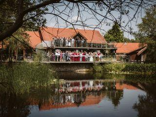Duncan & Laura's wedding 1