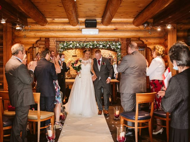 Laura and Duncan's Wedding in Otley, West Yorkshire 6
