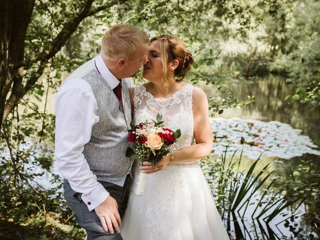 Duncan & Laura's wedding