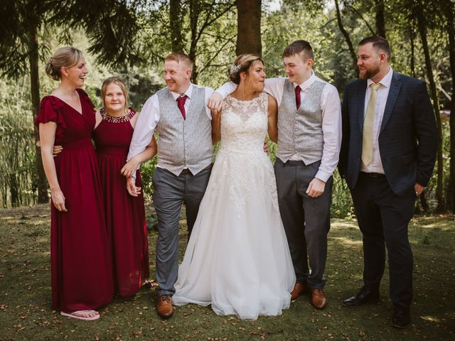 Laura and Duncan's Wedding in Otley, West Yorkshire 8