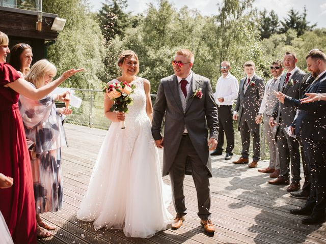 Laura and Duncan's Wedding in Otley, West Yorkshire 2