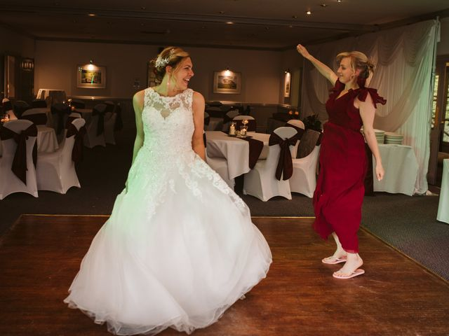 Laura and Duncan's Wedding in Otley, West Yorkshire 14