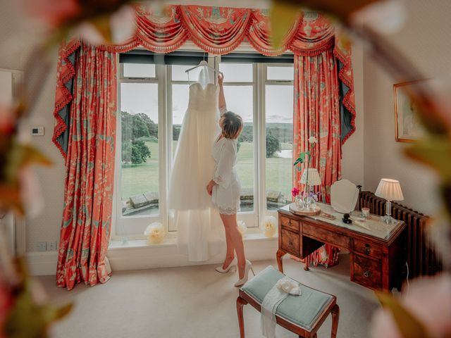 Timea and Bijan's Wedding in Wadhurst, East Sussex 4