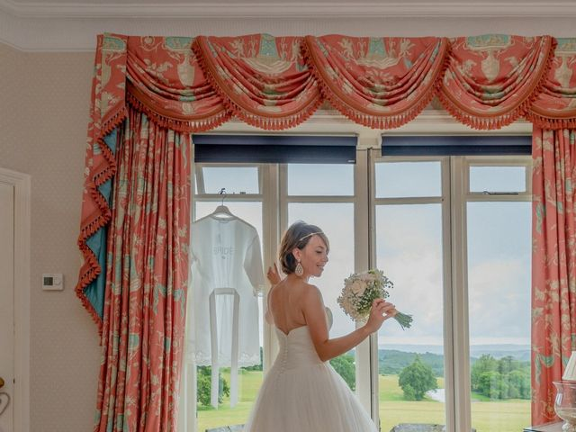 Timea and Bijan's Wedding in Wadhurst, East Sussex 5