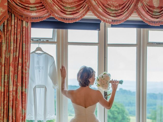 Timea and Bijan's Wedding in Wadhurst, East Sussex 6