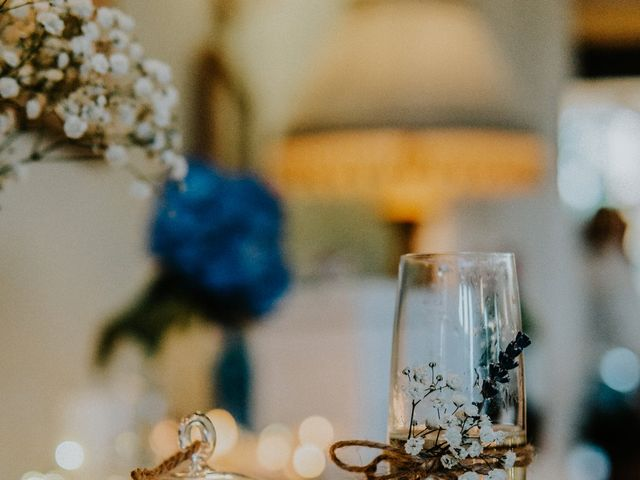 Timea and Bijan's Wedding in Wadhurst, East Sussex 9