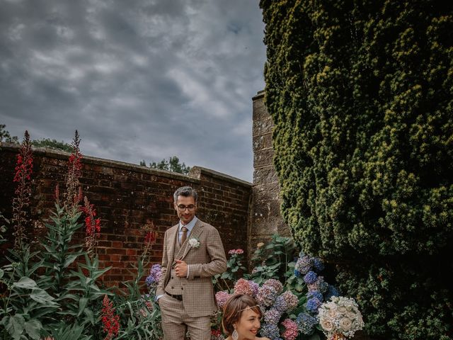 Timea and Bijan's Wedding in Wadhurst, East Sussex 16