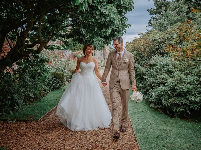 Timea and Bijan's Wedding in Wadhurst, East Sussex 18