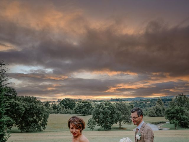 Timea and Bijan's Wedding in Wadhurst, East Sussex 19