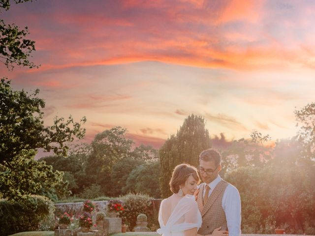 Timea and Bijan's Wedding in Wadhurst, East Sussex 23