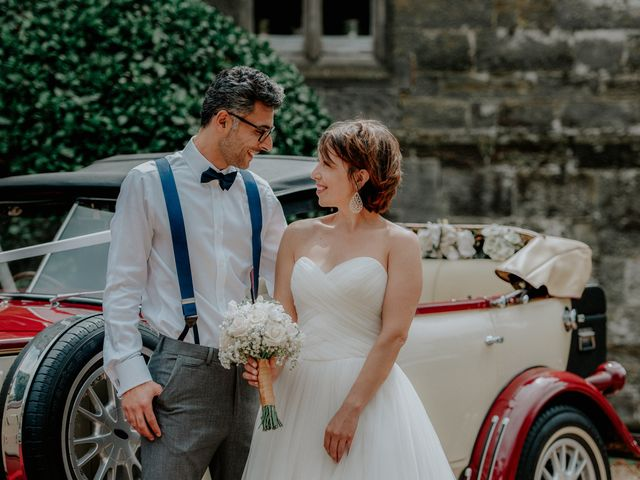 Timea and Bijan's Wedding in Wadhurst, East Sussex 26
