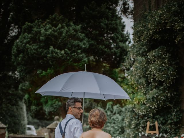 Timea and Bijan's Wedding in Wadhurst, East Sussex 29