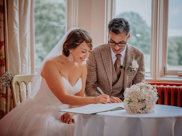 Timea and Bijan's Wedding in Wadhurst, East Sussex 30