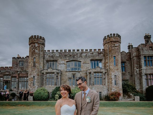 Timea and Bijan's Wedding in Wadhurst, East Sussex 33