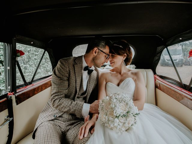 Timea and Bijan's Wedding in Wadhurst, East Sussex 38